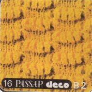 Deco Punchcard 16