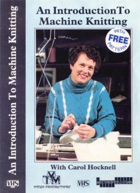 Introduction to Machine Knitting DVD
