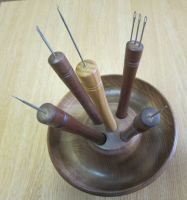 Used Wooden Tool Set